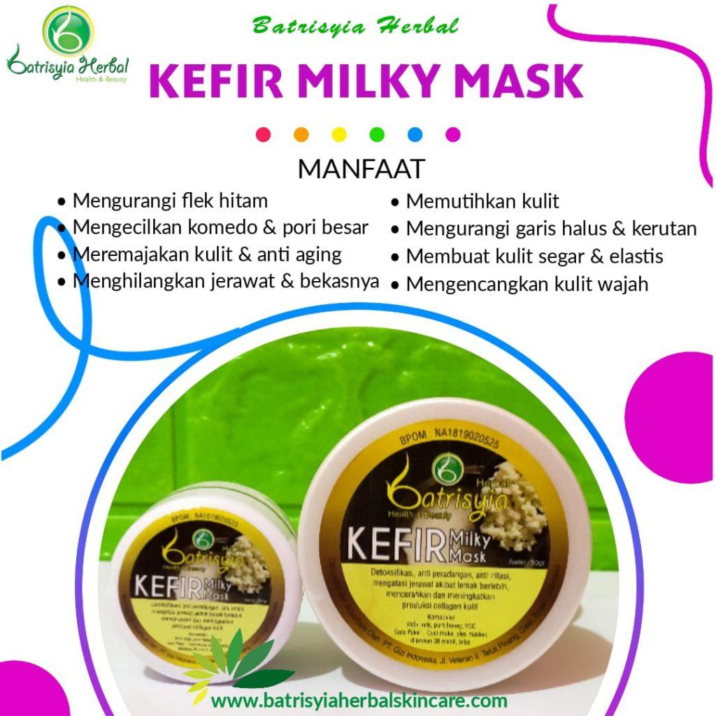 kefir milky batrsyia herbal skincare