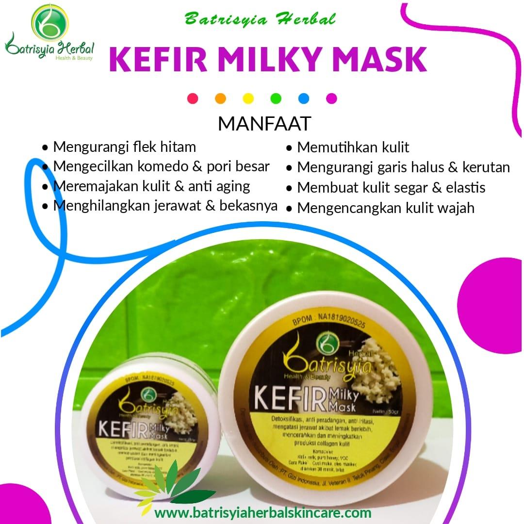 Kefir Milky Mask