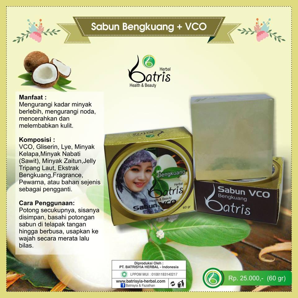 Sabun Bengkuang with VCO