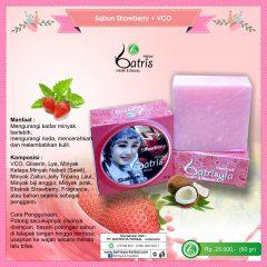 Sabun VCO Strawberry