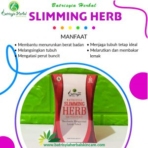 pelangsing slimming herb batrisyia herbal skincare