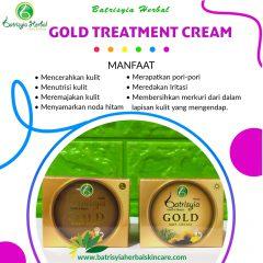 Batrisyia Gold Treatment Cream