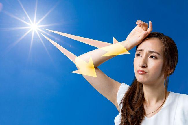 efek sinar UV berlebih untuk kulimu