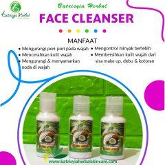 Face Cleanser – Milk Cleanser