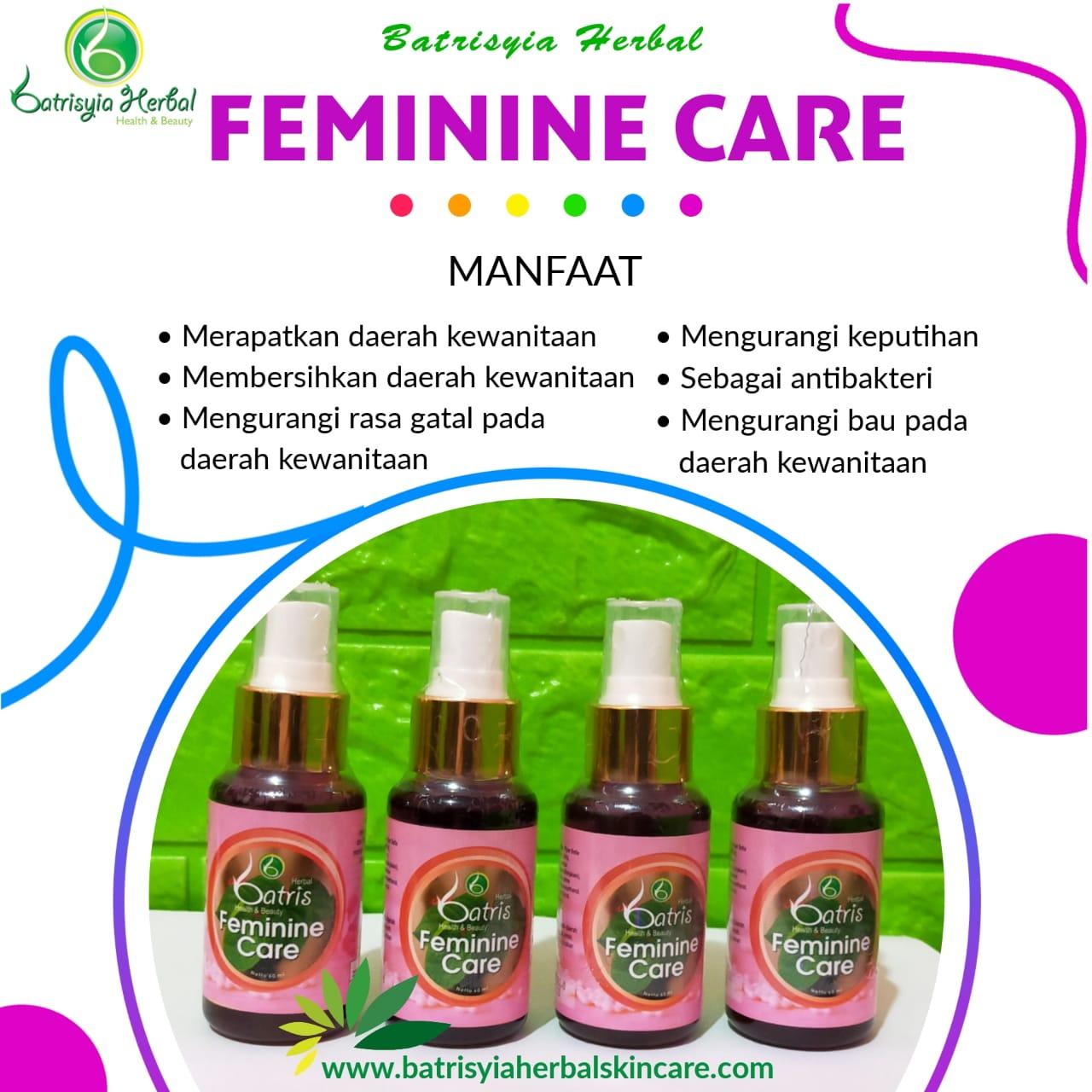 Feminine Care Batrisyia