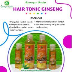 Batrisyia Hair Tonic Gingseng