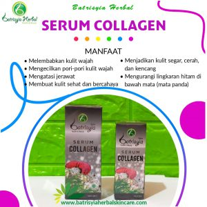 serum collagen batrisyia herbal