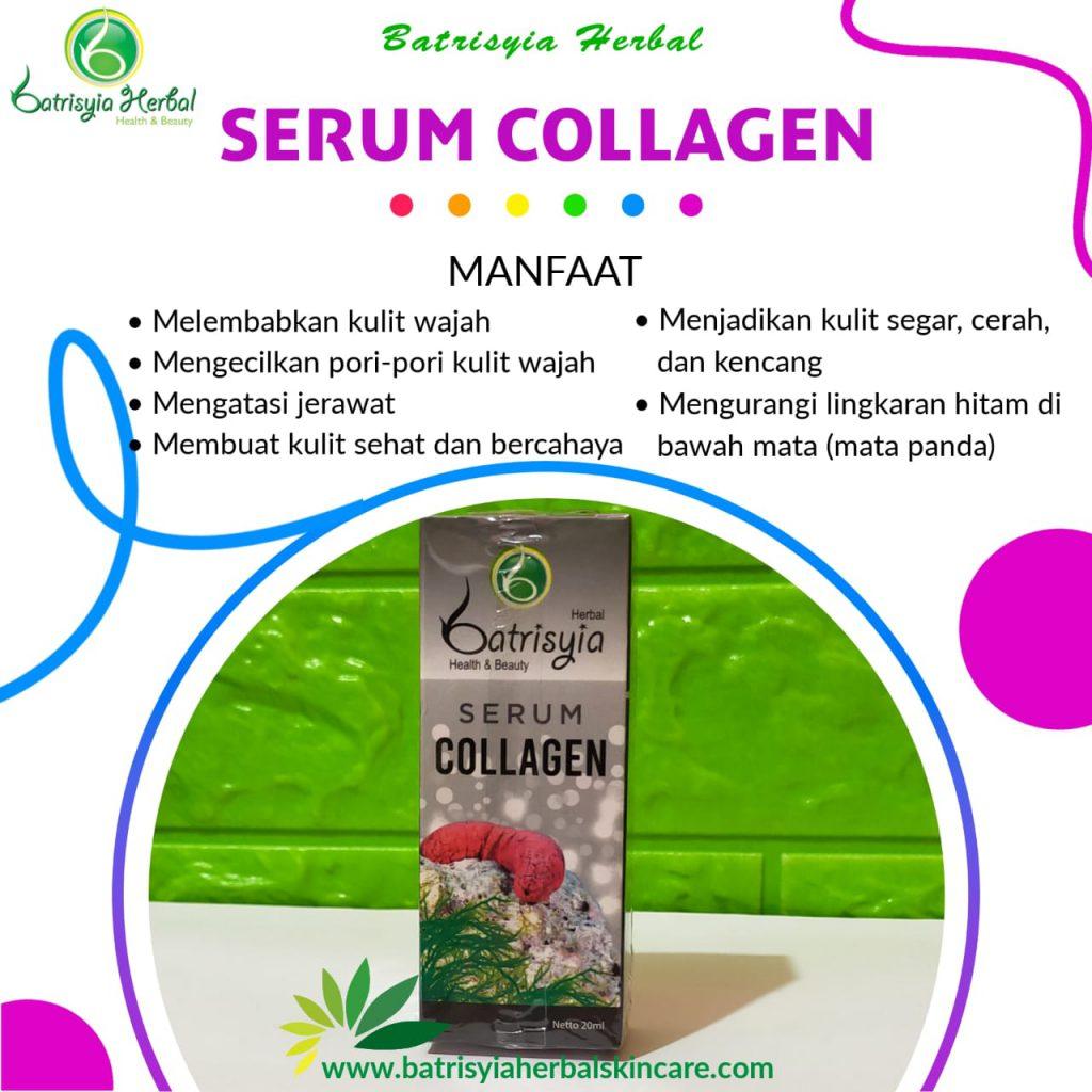 serum collagen batrisyia herbal skincare