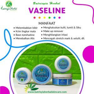 vaseline batrisyia herbal skincare