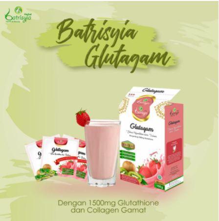 Manfaat Batrisyia Glutagam untuk menambah kolagen dalam tubuh