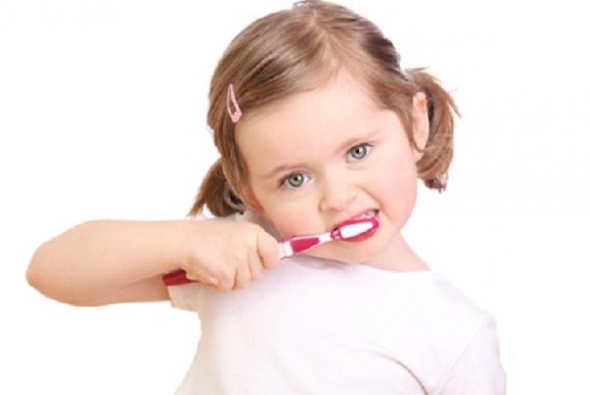 kebiasaan menyikat gigi yang salah