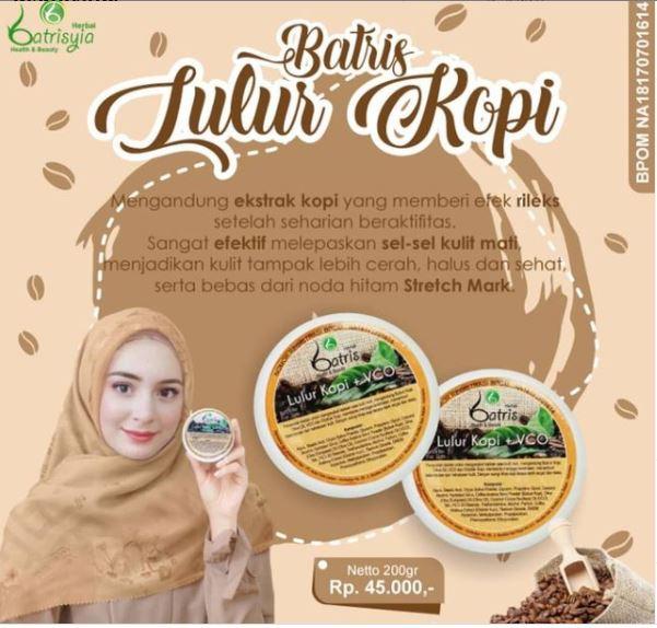 manfaat kopi untuk kecantikan kulitmu