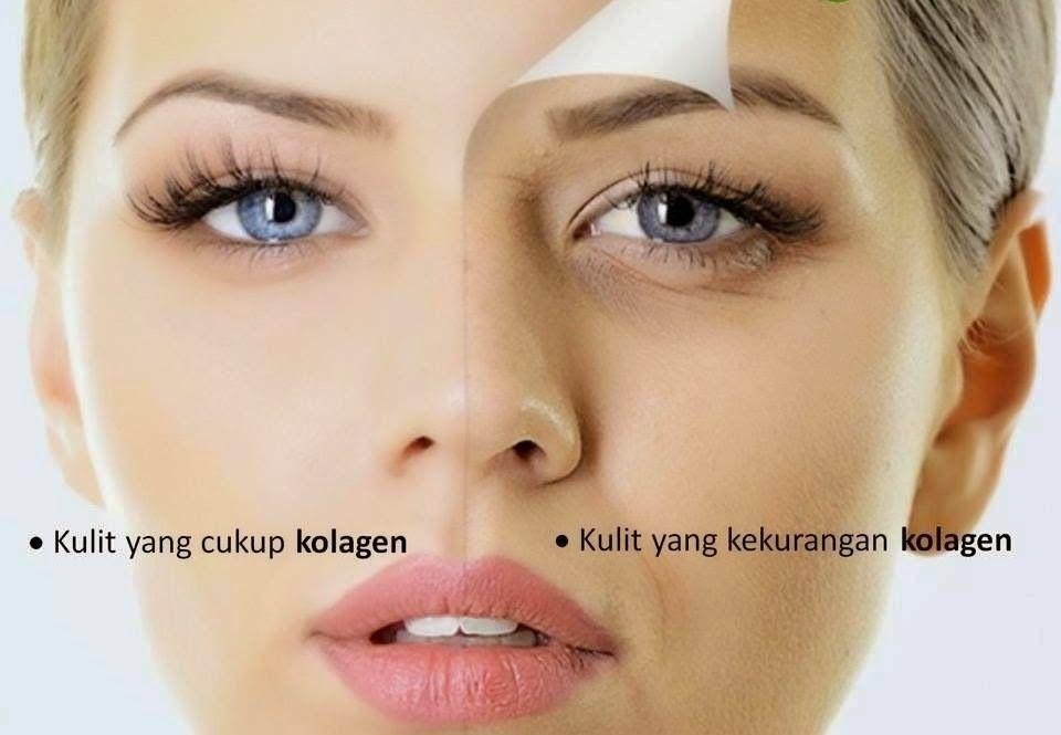 tanda kamu kekurangan kolagen pad kulitmu