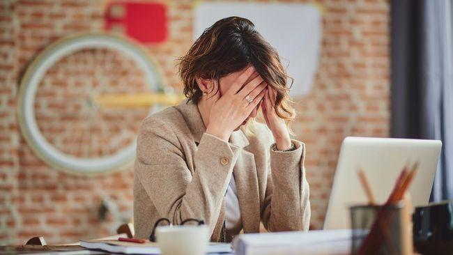 stress bisa meyebabkan masalah pada kulit