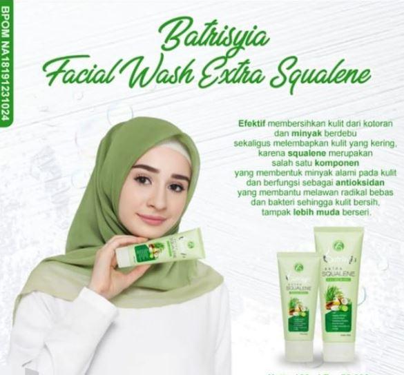 Facial Wash untuk kulit kombinasi