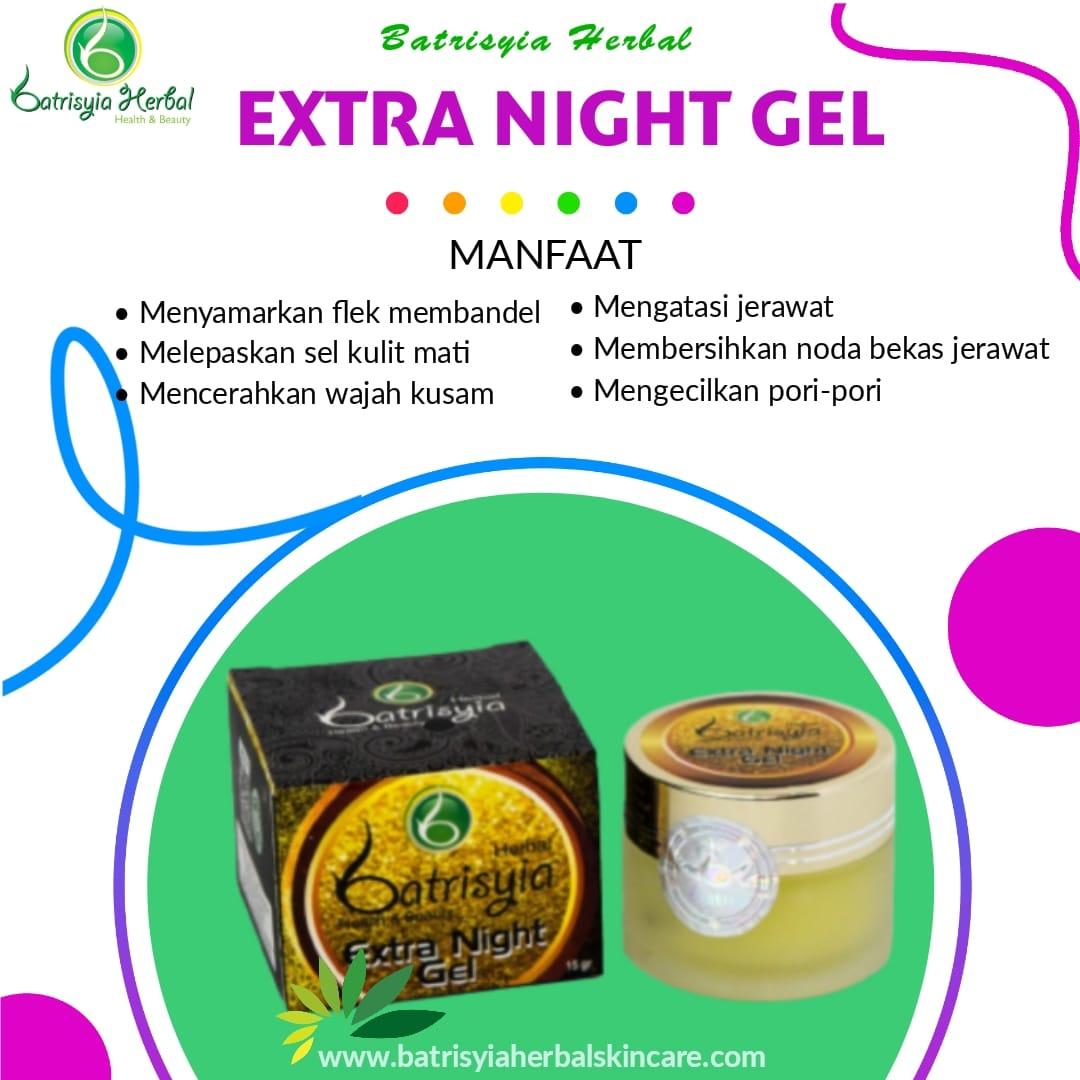 Batrisyia Extra Night Gel