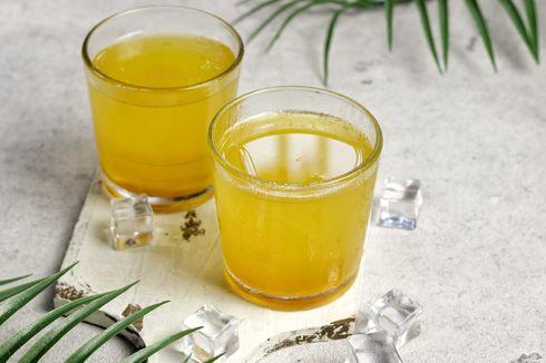 Minuman herbal untuk kecantikan dan kesehatan