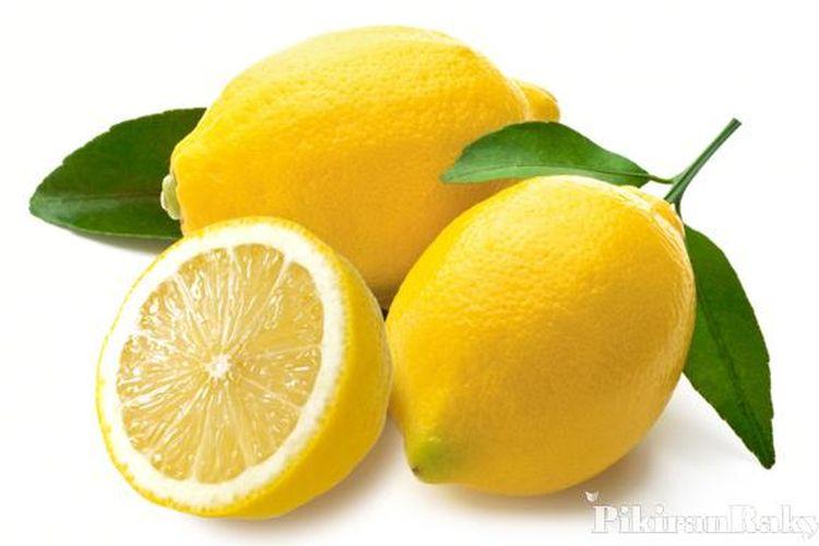 khasiat lemon untuk kesehatan tubuh kamu