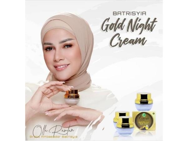 manfaat night cream untuk wajah