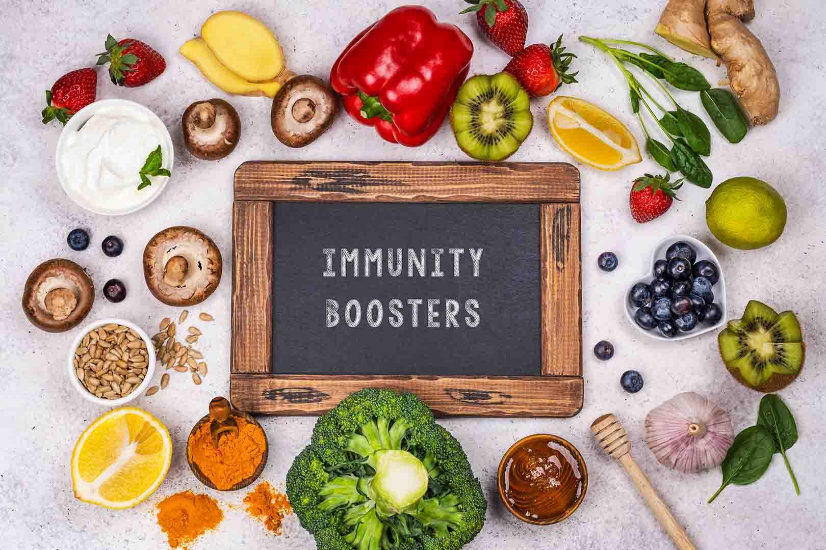 bahan alami untuk meningkatkan imun tubuh