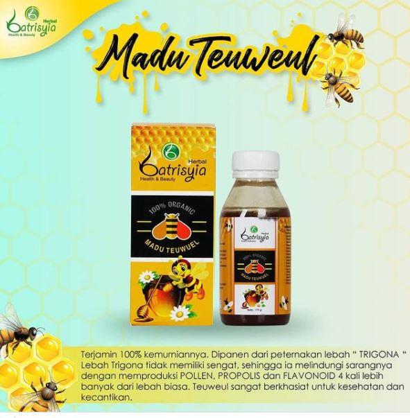manfaat madu teuweul untuk kesehatan