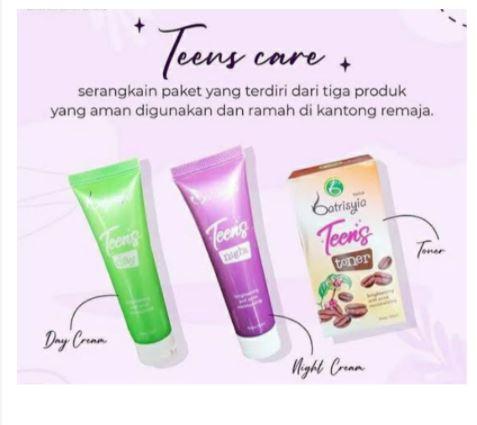 Skincare herbal khusus untuk remaja